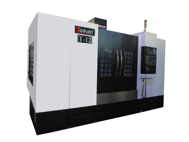 CNC精密机械加工——硬轨加工中心