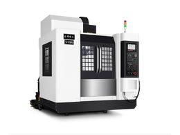 CNC精密機械加工—三線軌立式加工中心