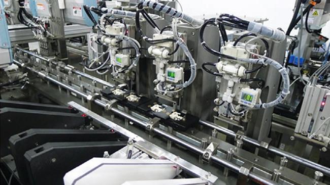 深圳CNC加工厂家——电路板装配机械自动化设备