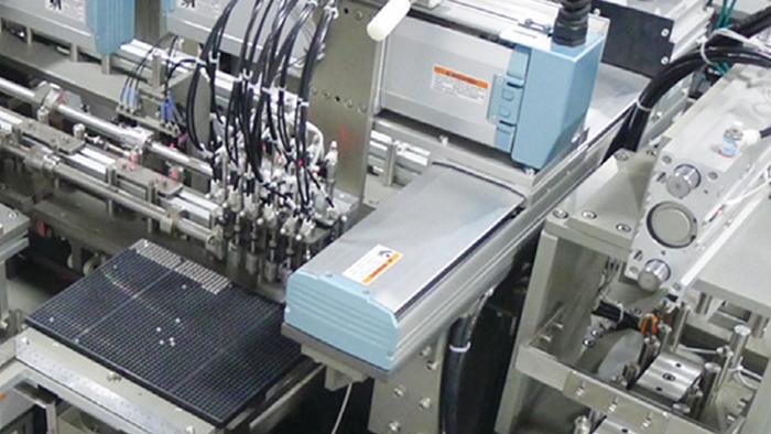 電子裝配機械設備