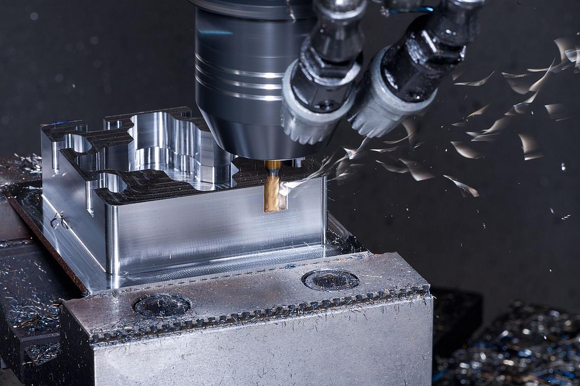 CNC加工,机械配件加工