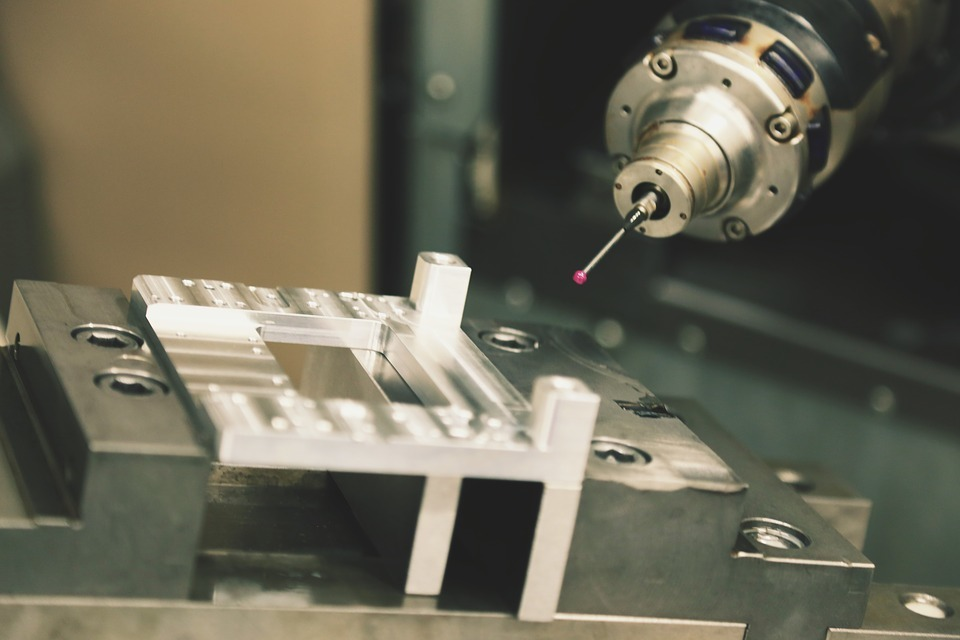 CNC加工,零件加工