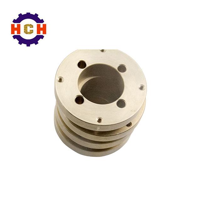 CNC銅材料加工