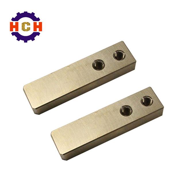 CNC铜部件加工_车零件