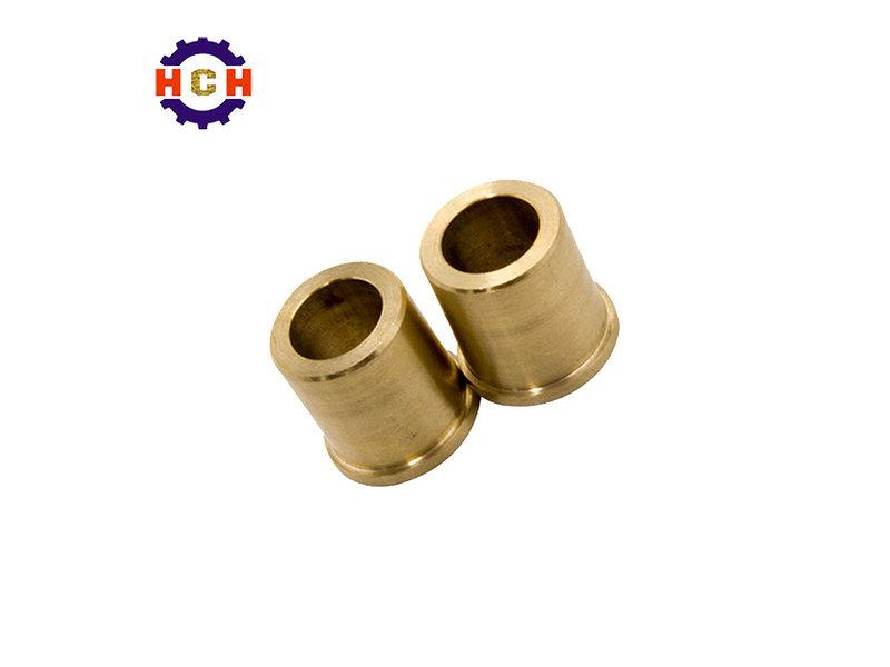 CNC精密铜部件加工