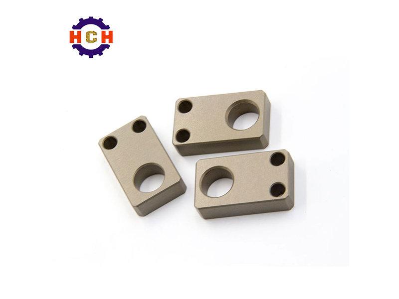 CNC铜制品加工_车部件