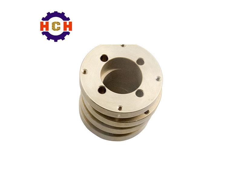 CNC铜材料加工