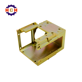 CNC加工铜件